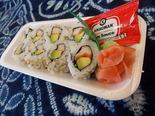 California Roll 8pc